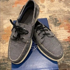 Brand new men's Sperry Top Siders